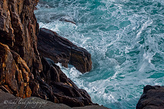 The Giants Stairs ~ Aqua Surf (Credit: Vicki Lund Photography)