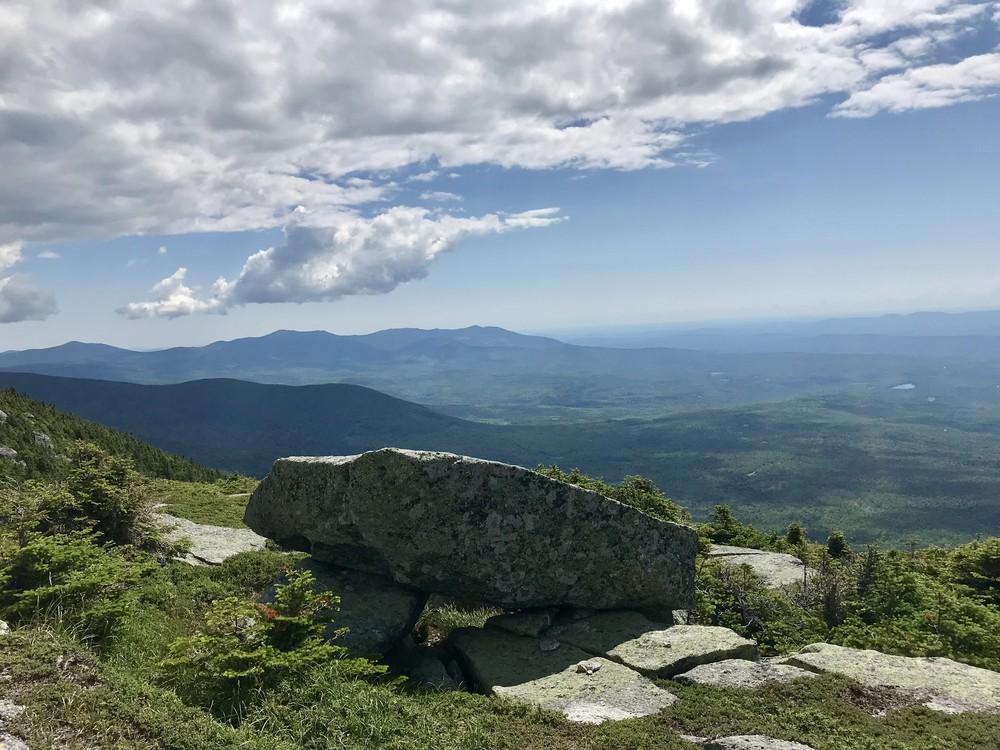 Appalachian Trail - Saddleback Mountain