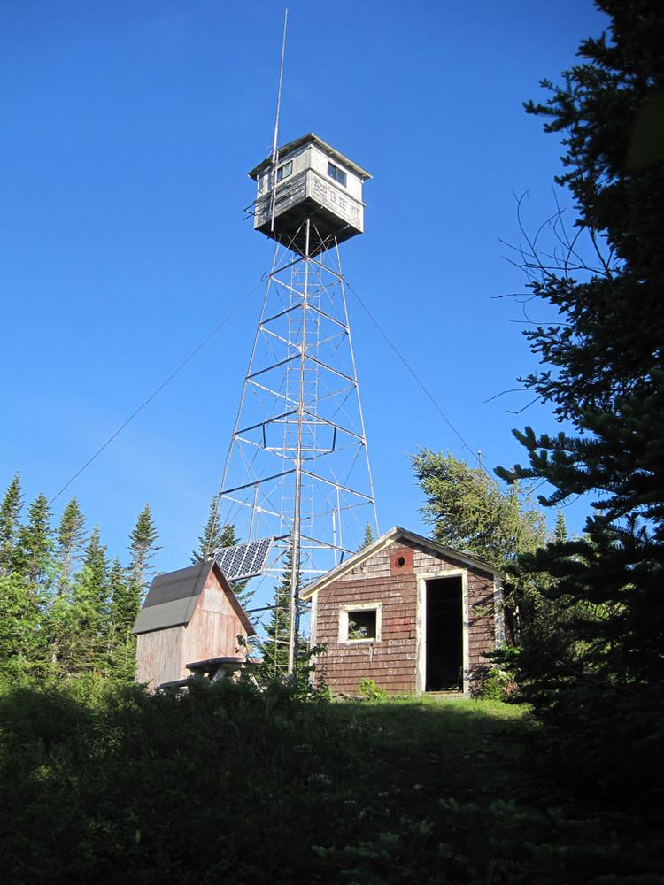 Fire Tower (Credit: Bill Geller)
