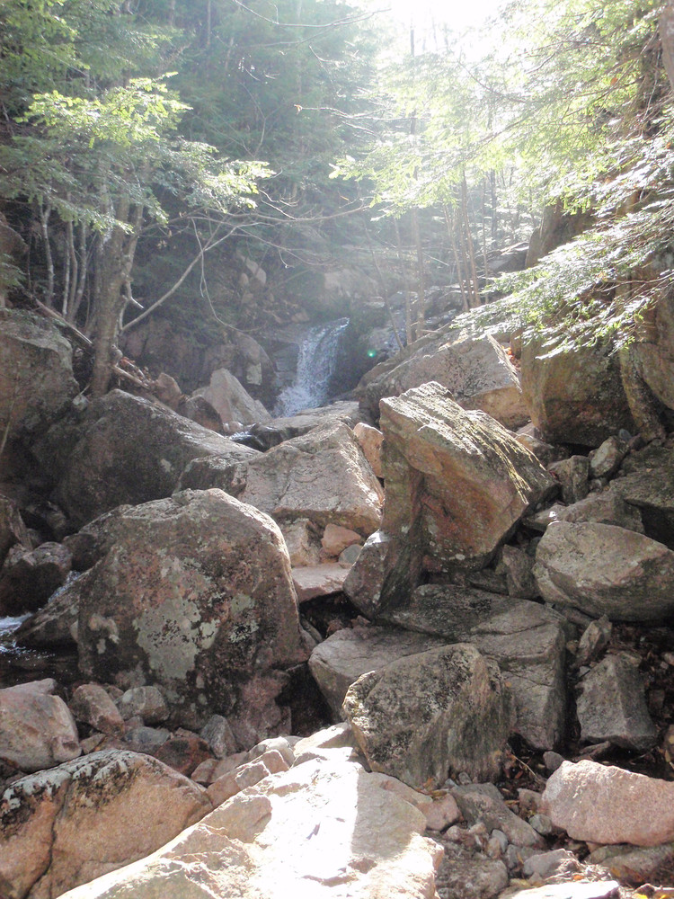 Acadia National Park - Gorge and A Murray Young Paths Route