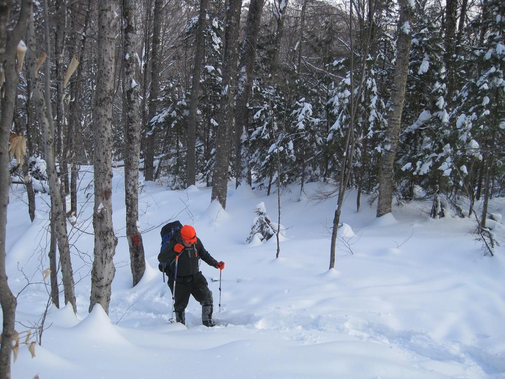 Accessing Angel Falls in winter (Credit: Bill Geller)