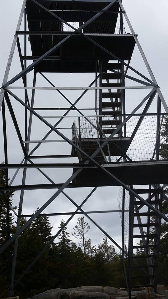 Bald Mountain tower (Credit: jralbert21)