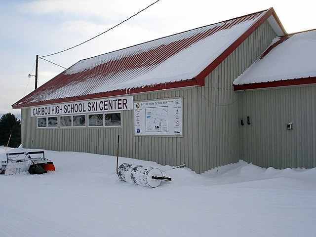 Caribou High School Ski Center (Credit: Aroostook Outdoors)