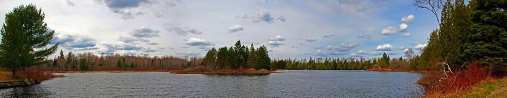 Island in the Orange River (Credit: Downeast Coastal Conservancy)