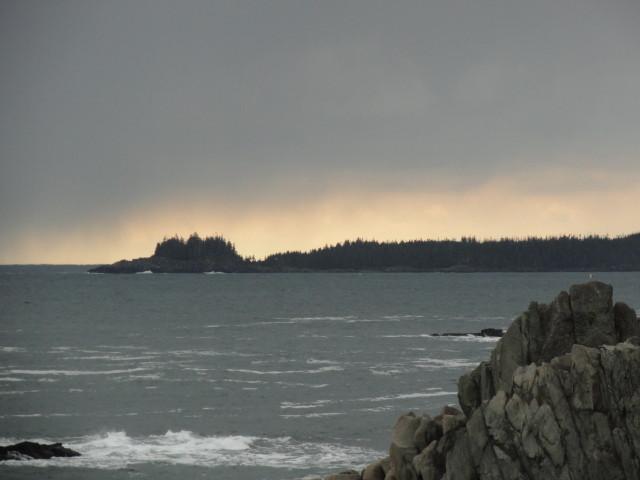View of Western Head in Cutler (Credit: Joel Alex)