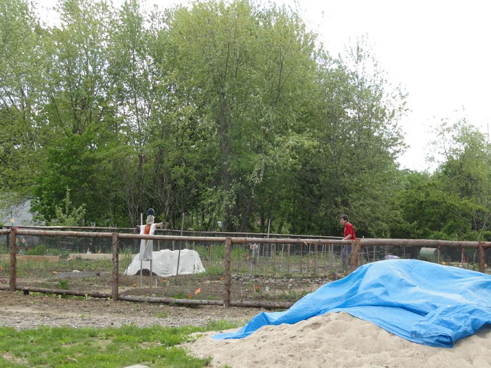 Community Garden (Credit: Center for Community GIS)