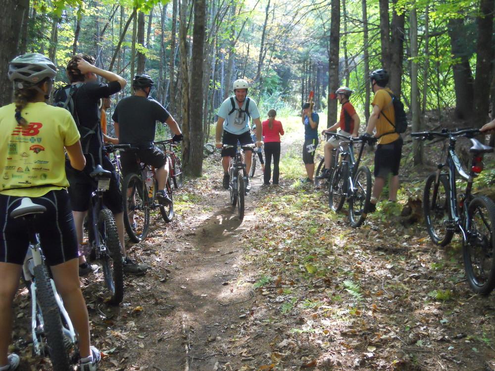 Multi-use Trails (Credit: Western Foothills Land Trust)