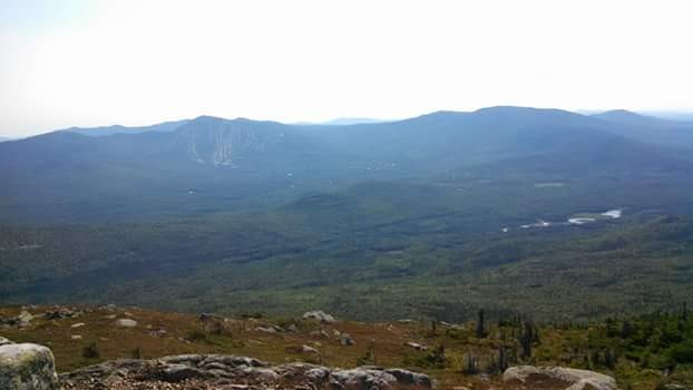 Sugarloaf from Avery Peak