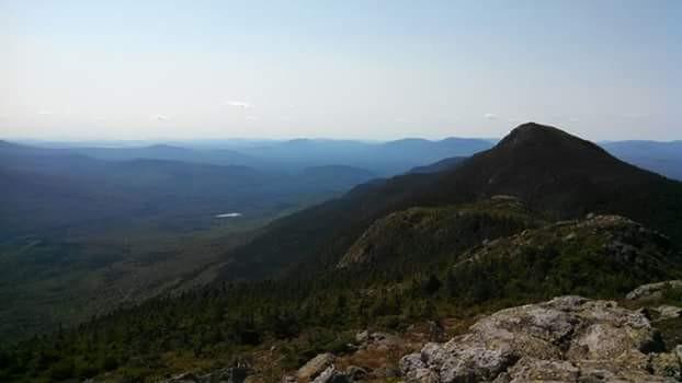 West Peak from Avery Peak