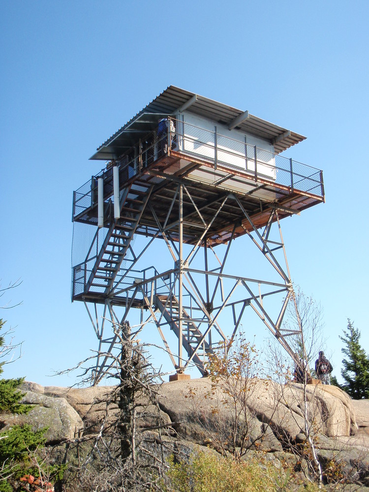 Fire Tower (Credit: National Park Service)