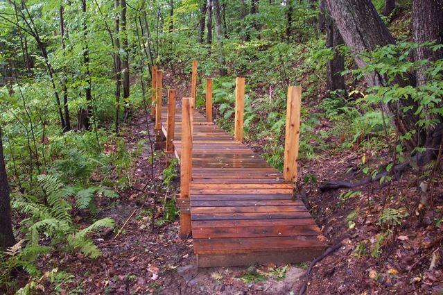 Hall School Trail (Credit: Portland Trails)