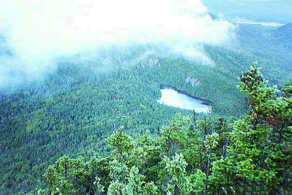 Horns Pond (Credit: Maine Appalachian Trail Club)