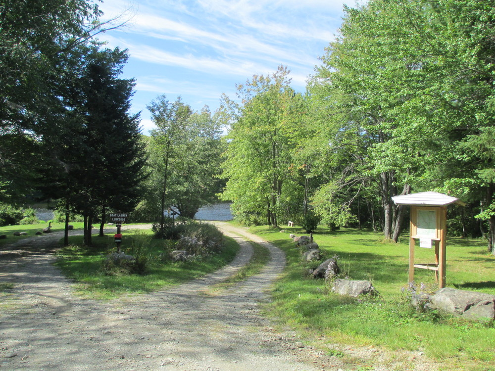 Lunksoos KWW Recreational Area (Credit: Maine Trail Finder)