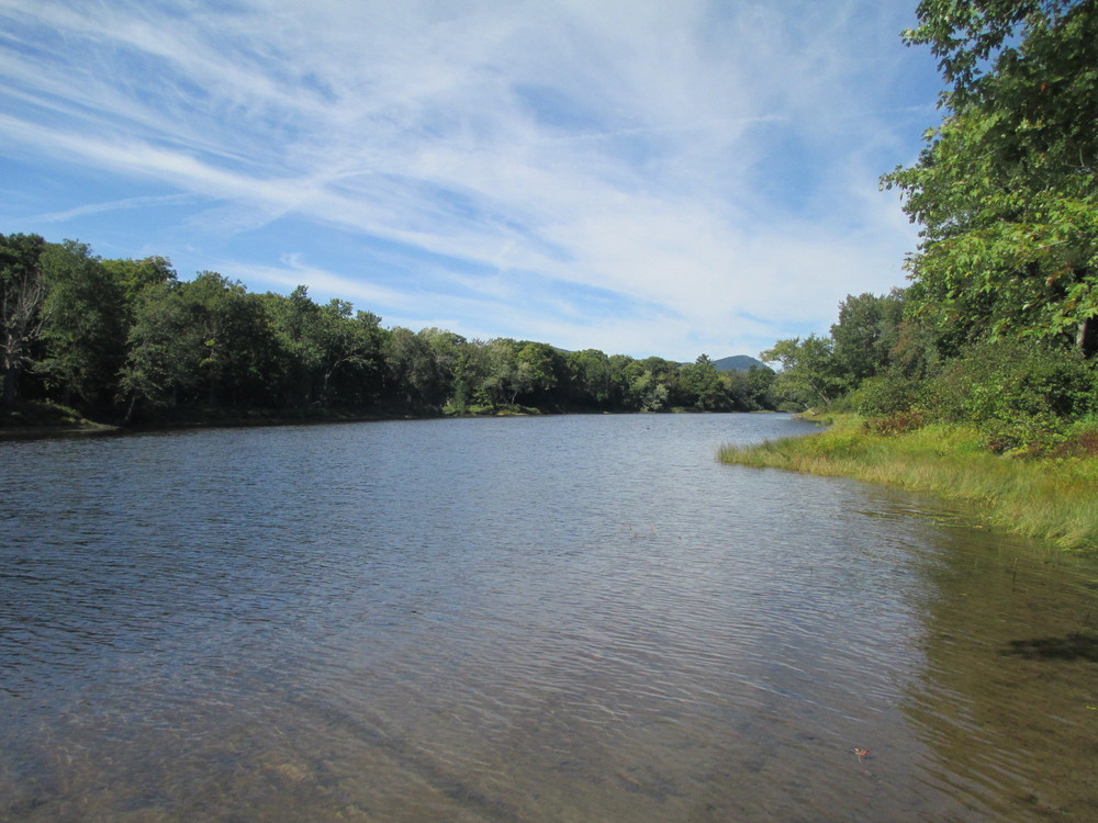 Lunksoos Deadwater (Credit: Maine Trail Finder)