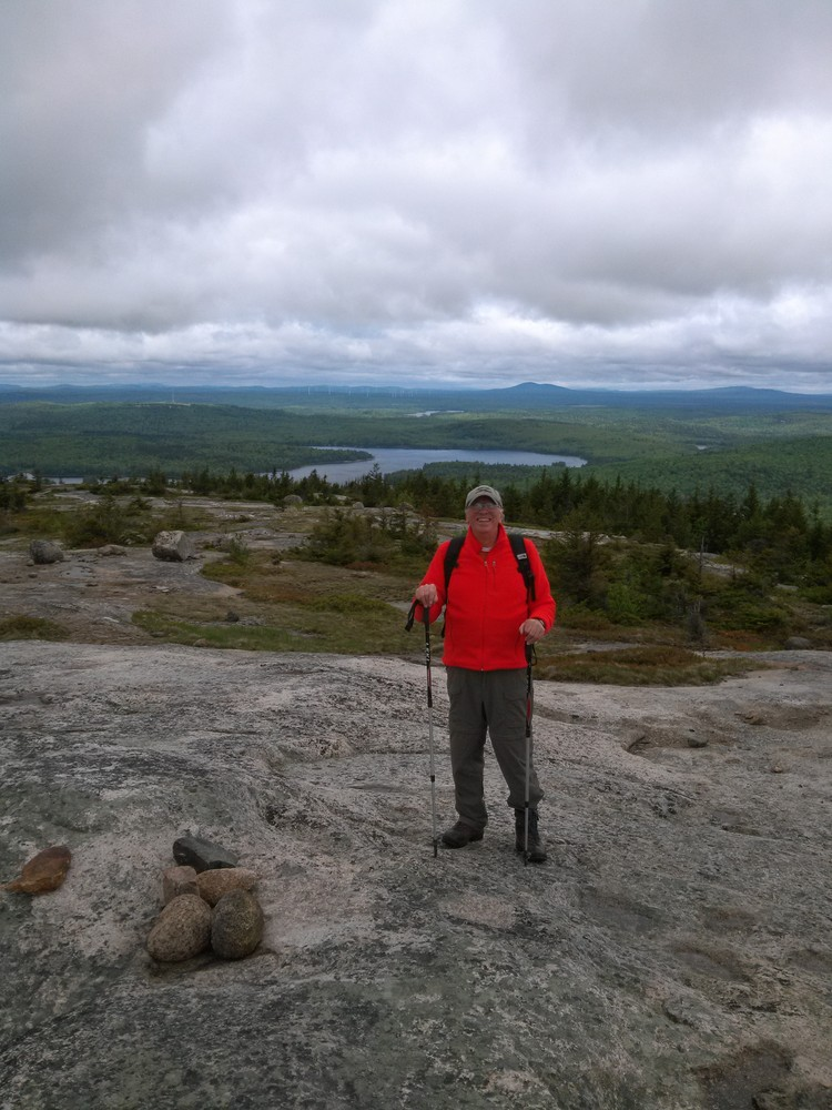 Donnell Pond Public Reserved Land - Schoodic Mountain and Beach Trails