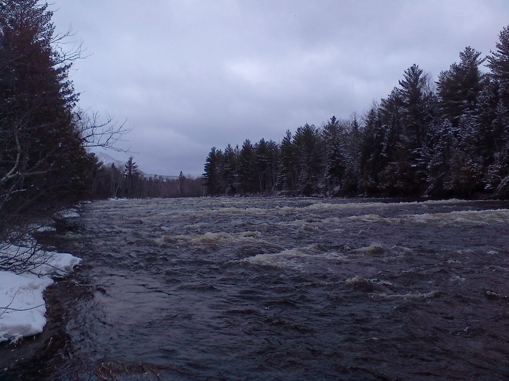 Stair Falls (Credit: Maine Trail Finder)