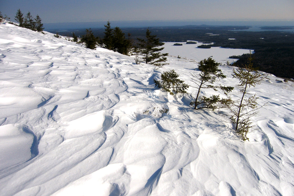 View from Summit (Credit: Bob DeForrest)