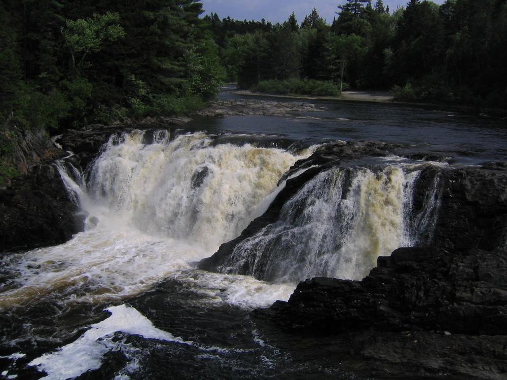 Grand Falls, Dead River (Credit: Nicole Grohoski)