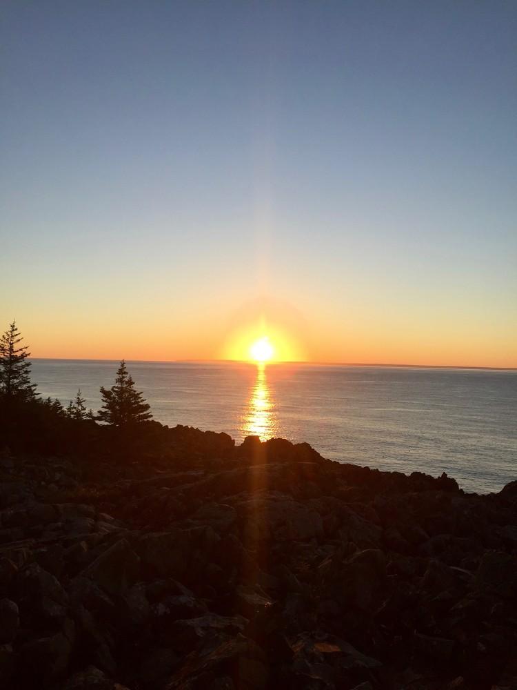 Sunrise (Credit: SH)