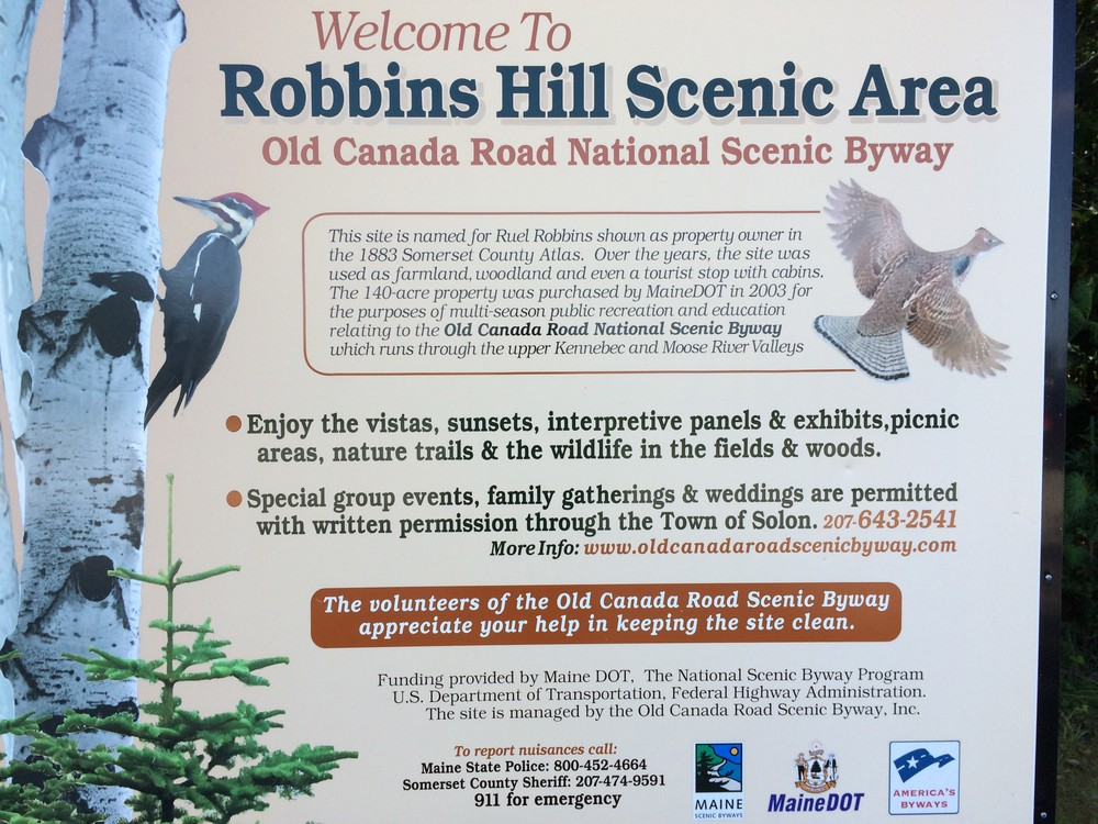 Robbins Hill - Wes Baker Trails