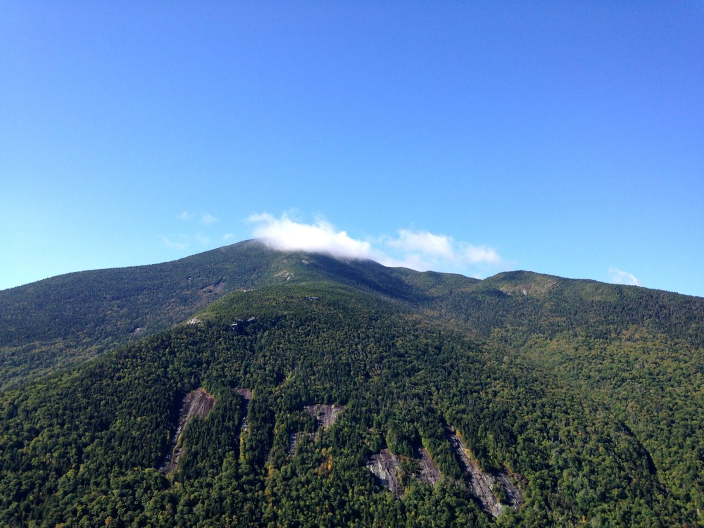 Grafton Notch State Park - Baldpate Mountain and Table Rock Loop