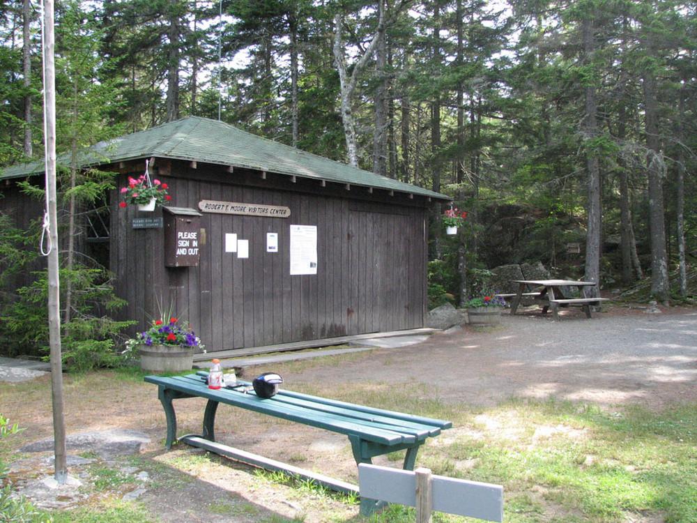 Visitor's Center (Credit: Center for Community GIS)