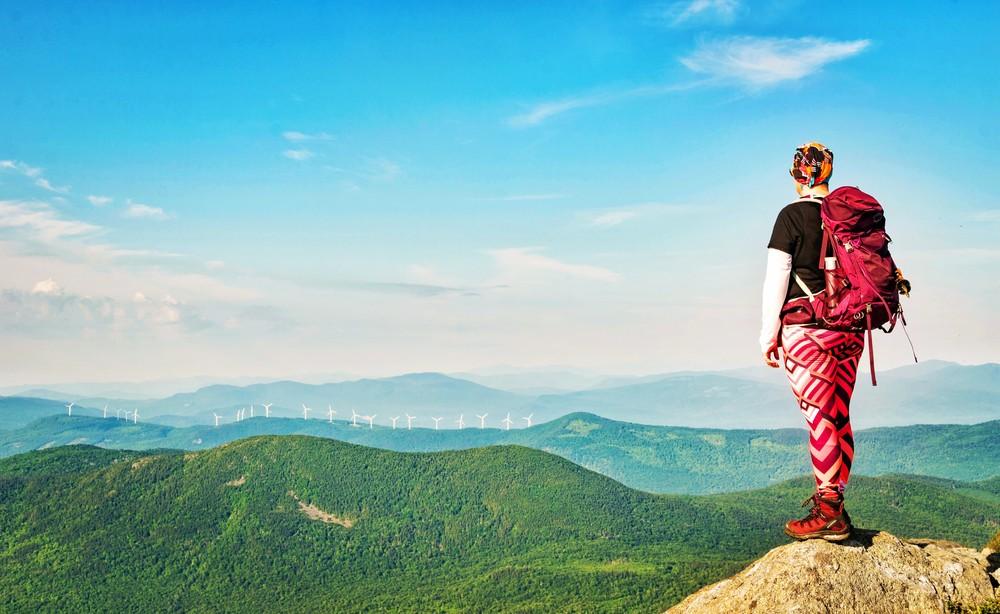 Little Jackson summit (Credit: Mainely Casey)
