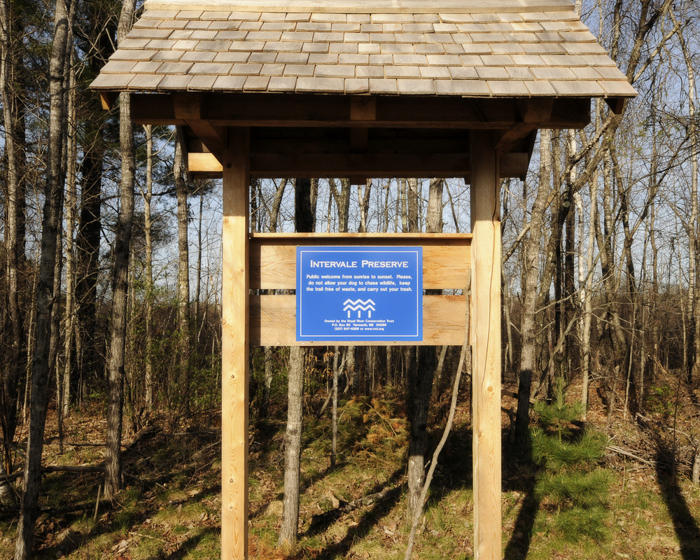 Intervale Preserve New Gloucester (Credit: Royal River Conservation Trust)
