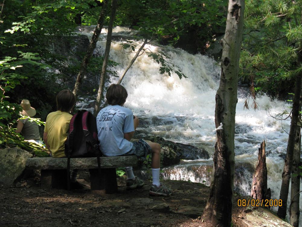 Jewell Falls (Credit: Tom Jewell)