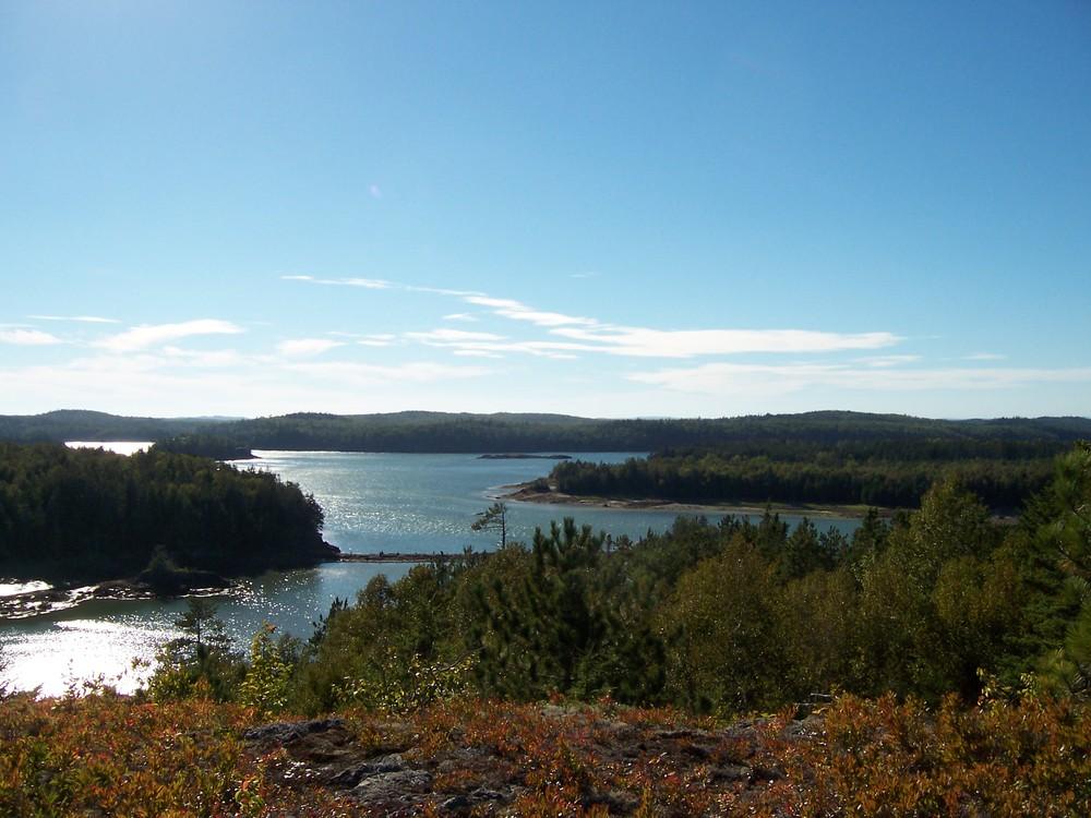 Klondike South Bay View (Credit: Downeast Coastal Conservancy)