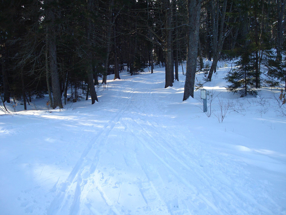 Winter Trails at the Parks (Credit: Maine Bureau of Parks and Lands)