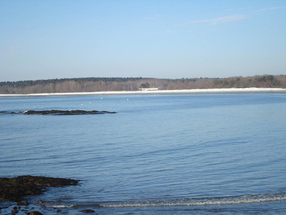 Crescent Beach State Park (Credit: Maine Bureau of Parks and Lands)