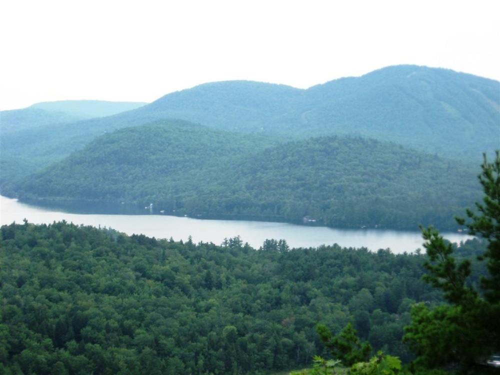 Maggie's Nature Park above South Pond (Credit: Landon Fake)