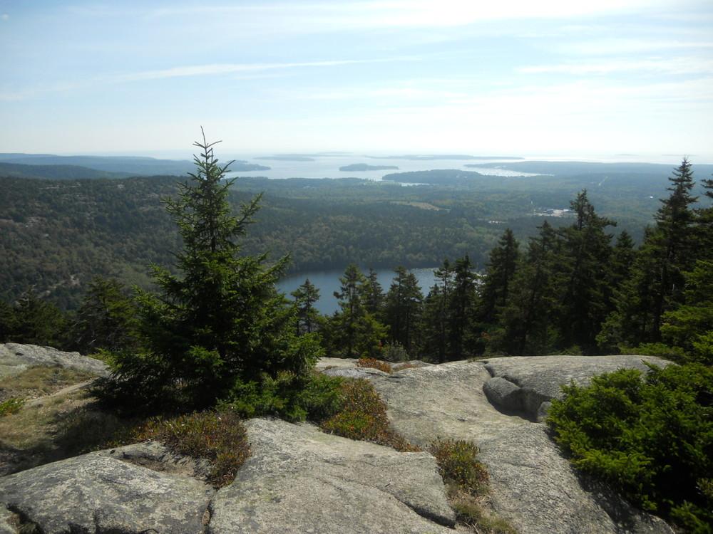 Overlook (Credit: National Park Service)