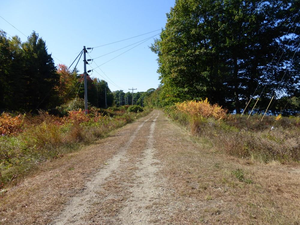 Follow the old rail bed. (Credit: Chris Nason)