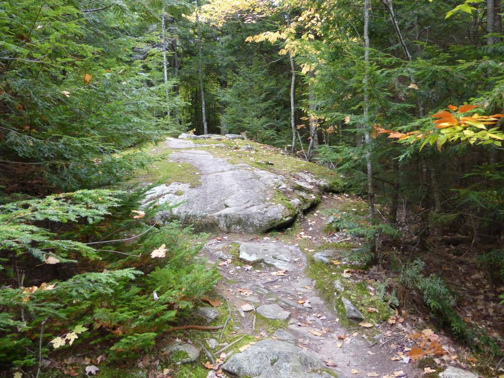 Rocky trails are fun. (Credit: Chris Nason)