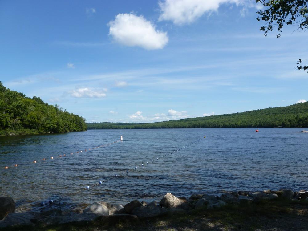 Lake George West - Picnic Area (Credit: Chris Nason)