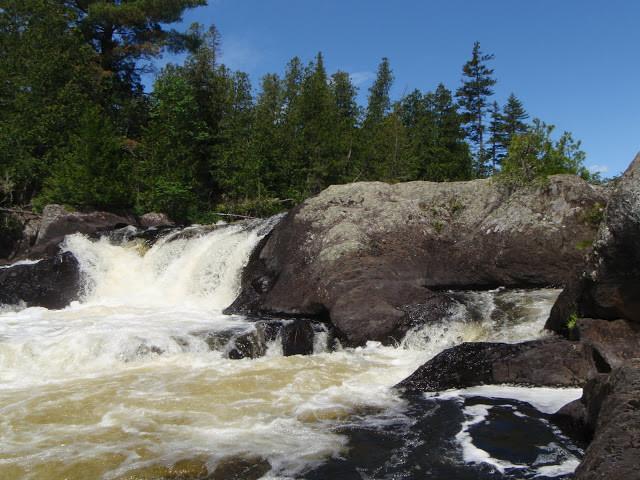 Little Allagash Falls (Credit: Nicole Grohoski)