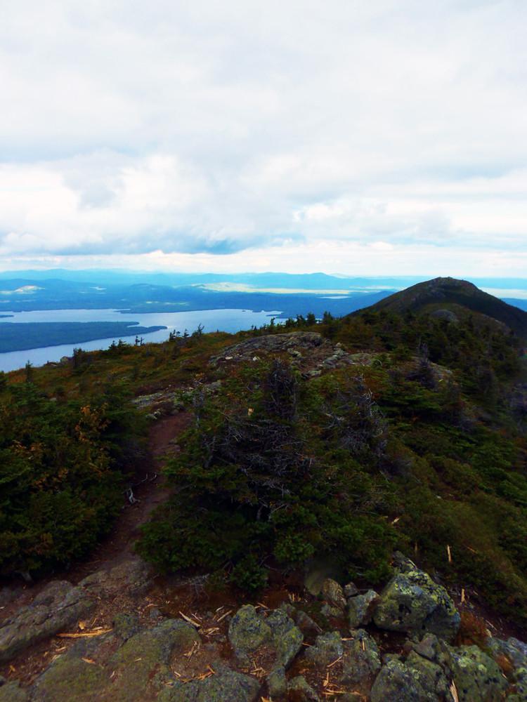 On west peak (Credit: Robert Ratford)