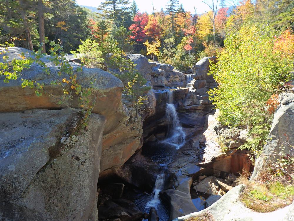 Screw Auger Falls in Autumn (Credit: Robert Ratford)