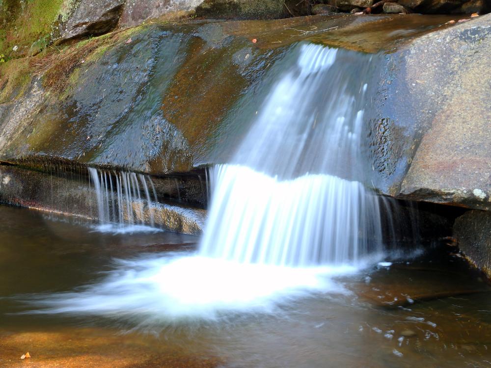 Screw Auger Falls in slow shutter (Credit: Robert Ratford)