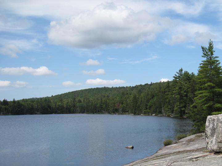 Partridge Pond (Credit: Maine Bureau of Parks and Lands)