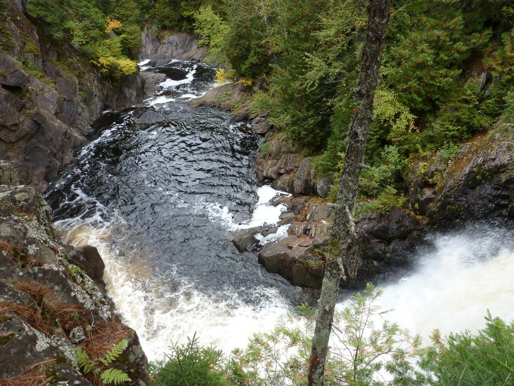 Moxie Falls (Credit: Chris Nason)