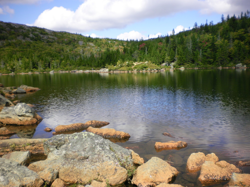 Tumbledown Pond (Credit: Chris Nason)