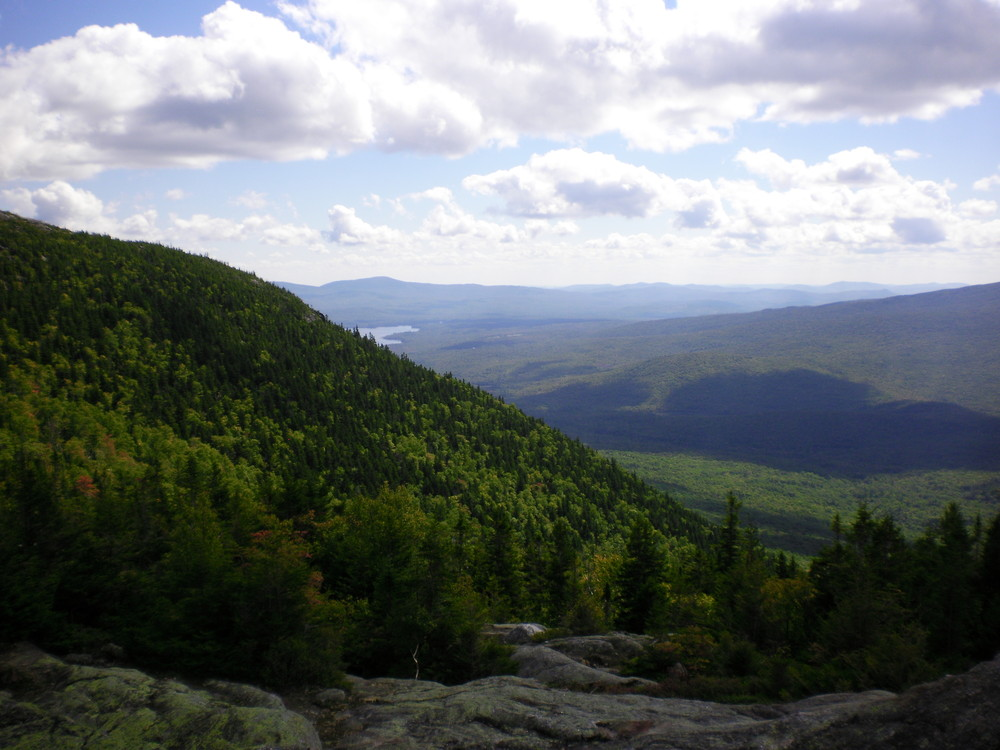 Tumbledown - View from the top. (Credit: Chris Nason)