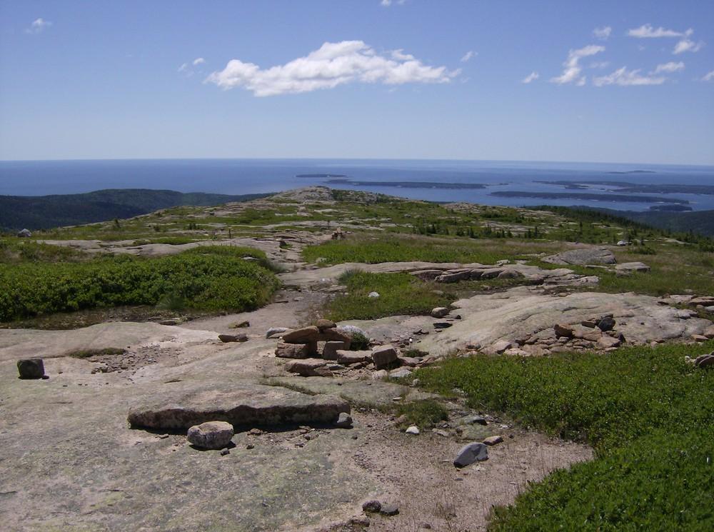 Sargent South Ridge Trail (Credit: National Park Service)
