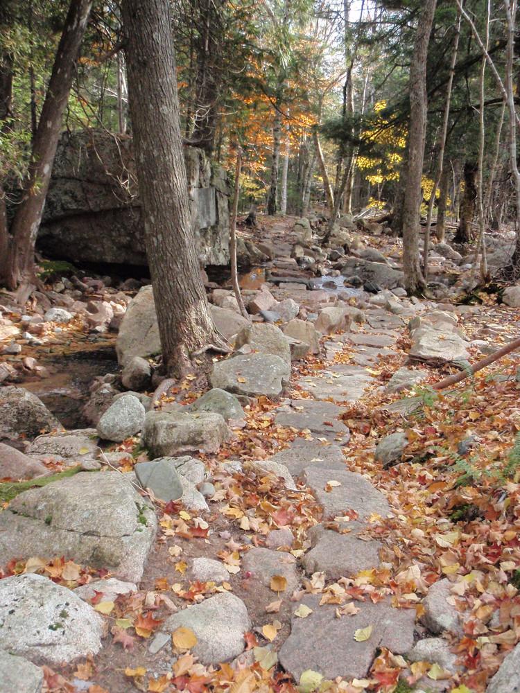 Stone Path (Credit: National Park Service)
