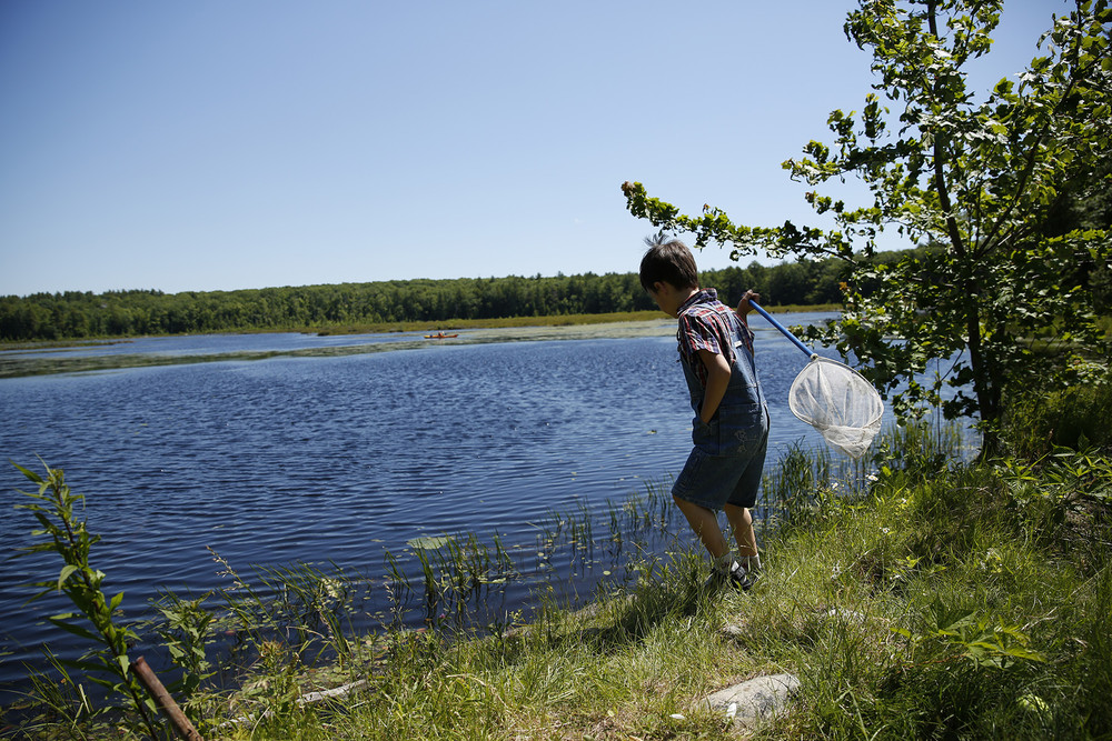 Pond in summer (Credit: Trust for Public Land)