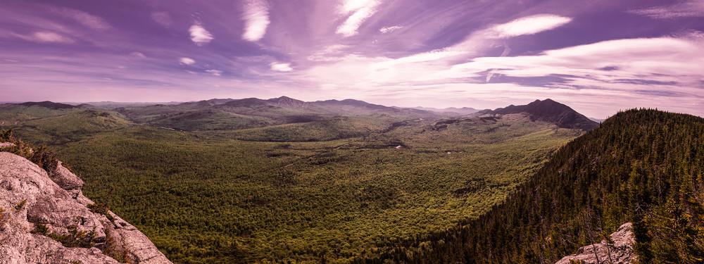 View from Little Bigelow Summit (Credit: Waylon Wolfe)