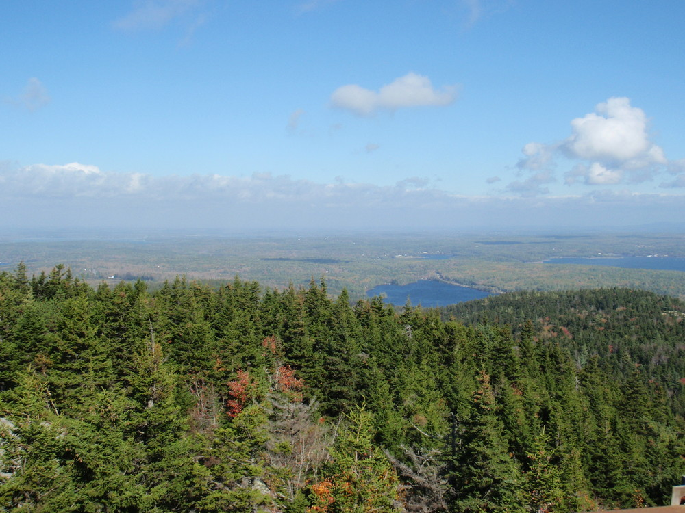 View from Summit (Credit: National Park Service)